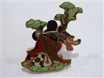 Disney Trading Pin  1536 Big Bad Wolf from WDCC Sculpture Set