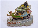 Disney Trading Pin 15481 Magical Musical Moments - You Can Fly! You Can Fly! You Can Fly! (Slider)