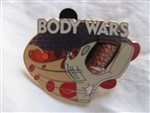 Disney Trading Pins 156: WDW Body Wars