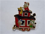 Disney Trading Pins  15644 WDW - Railroad Surprise Pin Series (Huey, Dewey and Louie)