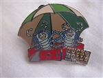Disney Trading Pin 15735: DCA - A Bug's Land Series (Tuck and Roll's Drive 'Em Buggies)