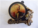 Disney Trading Pin  15741 WDW - Polo Mickey with Walt Disney