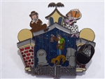 Disney Trading Pins 15767 DLR - Haunted Mansion Memorable Scenes #4 (The CareTaker)