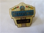 Disney Trading Pin 1584 Old Disneyland Marquee Sign