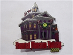 Disney Trading Pin 16151 DLR - Haunted Mansion Holiday 2002