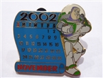 Disney Trading Pin 16152 DS - 12 Months of Magic Calendar Series (November / Buzz Lightyear)