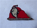Disney Trading Pin 16153 DLR - Haunted Mansion Holiday Package Gift Pin (Sandy Claws)