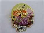 Disney Trading Pin  16155 DLR Cast Exclusive - Little Monsters 2002 (Cheshire Cat) Swivel/Glow