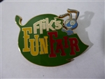 Disney Trading Pin 16184 DLR - Flik's Fun Fair Annual Passholder Event Pin