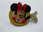 Disney Trading Pins 1645: Germany ProPin - Minnie Mouse in Yellow Circle