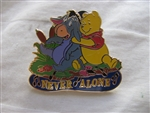 Disney Trading Pin 16466 Magical Musical Moments - Never Alone (Eeyore & Pooh)