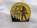 Disney Trading Pin 16472 Magical Musical Moments - Ballad of Davy Crockett
