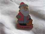 Disney Trading Pin 16590 DS - Pooh Santas Around the World (Czech Republic)