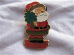 Disney Trading Pin 16592: DS - Pooh Santas Around the World (19th Century America)
