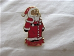 Disney Trading Pin 16594 DS - Pooh Santas Around the World (France)