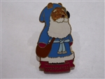 Disney Trading Pin 16596 DS - Pooh Santas Around the World (Yugoslavia)