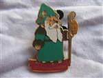 Disney Trading Pin 16599: DS - Pooh Santas Around the World (United Kingdom)