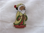 Disney Trading Pin 16600 DS - Pooh Santas Around the World (Switzerland)