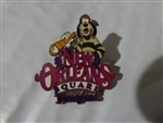 Disney Trading Pin  16617 DLR - Land Series (New Orleans Square/Goofy)