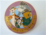Disney Trading Pin 16634 DCA - (Winnie the Pooh & Friends As Rangers)