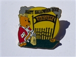 Disney Trading Pins 16847 WDW - Halloween Trick or Treat Series (Pooh)