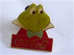 Disney Trading Pin  1685 WDW - Cast 15th Anniversary Coca-Cola Framed Set (Mr. Toad)