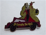 Disney Trading Pin 16855: Magical Musical Moments - Cruella De Vil