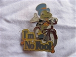 Disney Trading Pin 16972: Magical Musical Moments - I'm No Fool