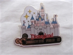 Disney Trading Pin 171 WDW January 2000 Pin of the Month - Disneyland