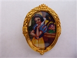 Disney Trading Pins  1714 DL - LE Oval Character of the Month - May (Snow White & Dopey)