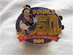 Disney Trading Pin  17311 Magical Musical Moments - For He's a Jolly Good Fellow (Donald) Purple