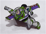 Disney Trading Pin 1748 Flying Buzz Lightyear