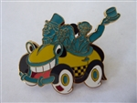 Disney Trading Pin 17574 DLR - Oogie Boogie's Ghost Walk Pin Event (Roger Rabbits' Cartoon Spin) 3D / Glow