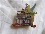 Disney Trading Pins 17607: WDW - Princess Castle Series (Tinker Bell)
