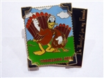 Disney Trading Pins  17612 WDW - Thanksgiving 2002 (Donald) 3D