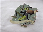 Disney Trading Pin 17845 Magical Musical Moments - The World Owes Me a Living
