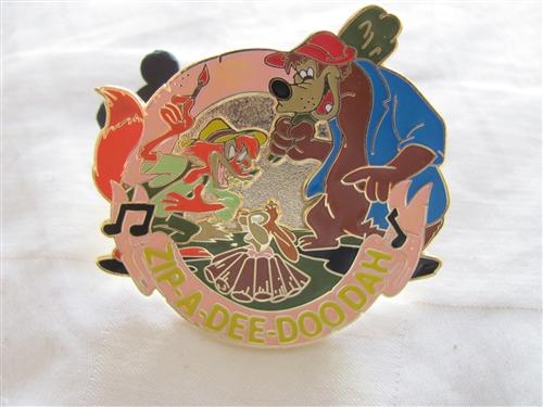 Magical Musical Moments - Zip-A-Dee-Doo-Dah (Peach) Musical