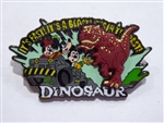 Disney Trading Pin WDW - 2002 Dinosaur with Fab 4 (Free D)