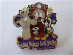 Disney Trading Pins 17948 WDW - New Year's Eve 2002 with Fab 3 (3D) Silver Prototype