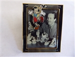 Disney Trading Pin 18075 WDW - With Walt Framed Pin Series #12 (Pinocchio)