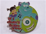 Disney Trading Pins 18133 Magical Musical Moments - If I Didn't Have You (Light Green)
