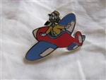 Disney Trading Pins 18655: WDW Travel Company Flex 2003 Pin (Daisy in Airplane)