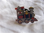 Disney Trading Pins 18788: WDW Travel Company Flex 2003 Pin (Donald in Train)