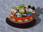 Disney Trading Pins   18798 WDW - Four Parks One World (Nephews)