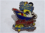 Disney Trading Pins  18871: Kellogg's #2 Mail in Pin