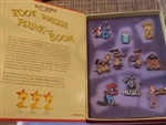 Disney Trading Pin  19193 Disney Catalog - Toot, Whistle, Plunk and Boom 50th Anniversary 10 Pin Boxed Set (Hinged)