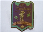 Disney Trading Pin 1934 DLR Cast Member - 35th Anniversary Shield Set (Fantasyland)
