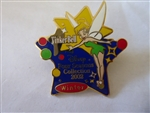 Disney Trading Pins 19349 M&P - Four Seasons Collection 2002 - Winter (Tinker Bell)