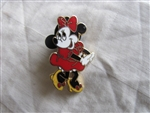 Disney Trading Pin 19731: Minnie - Red Dress (No Spots)