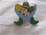 Disney Trading Pin 1978 Minnie - Two Crossed Swords, by Sedesma from Spain